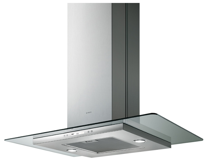Вытяжка ELICA Flat Glass Island Plus IX/A/90